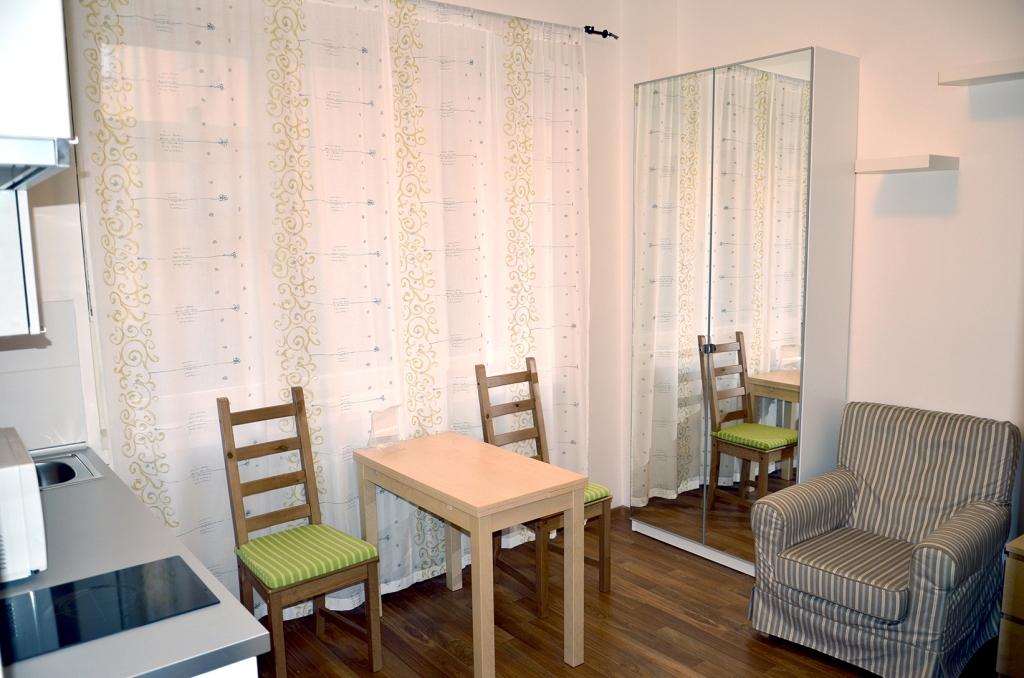 Charvatova-10 Studio Apartments View