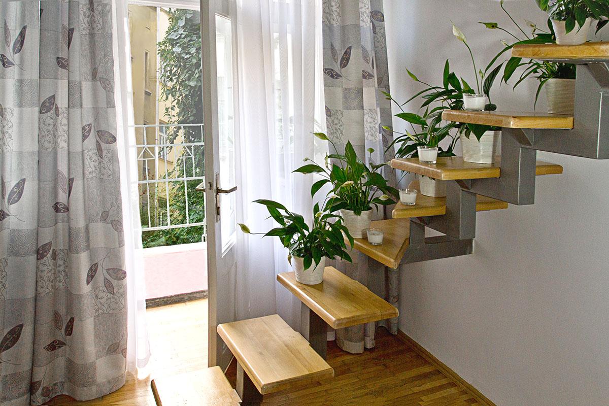 Zatecka 8 Bedroom balcony