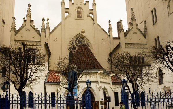 Прага Майселова Синагога