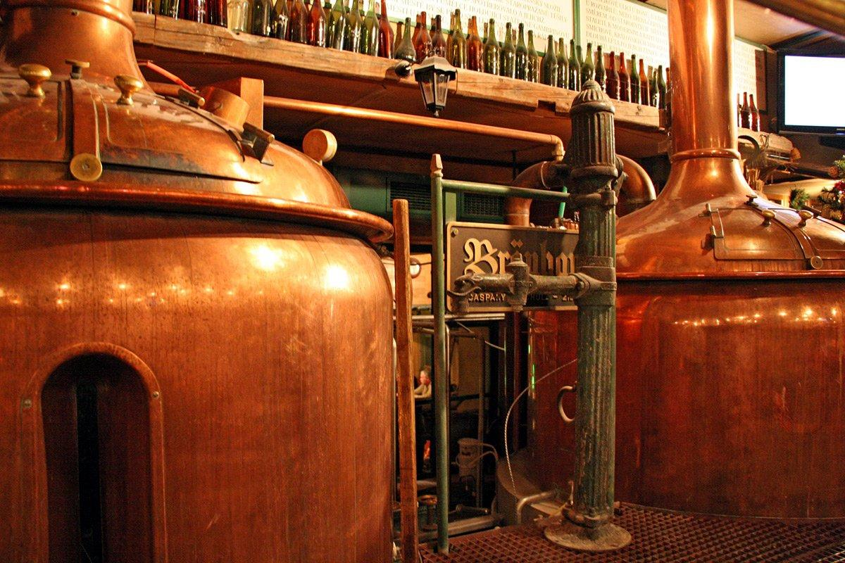 Прага Мини Пивоварня