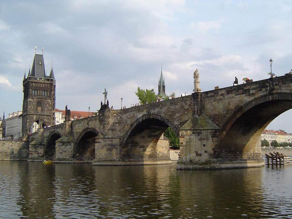 мосты праги1