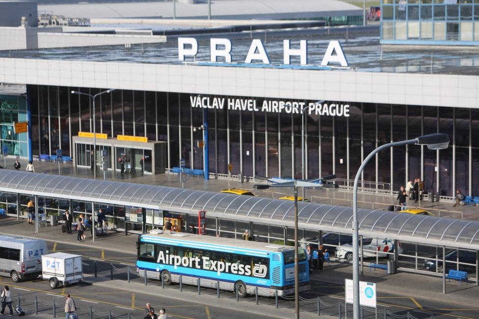 Прага Аэропорт Вацлава Гавела