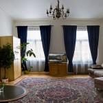 Na Perstyne 15 Living Room & TV